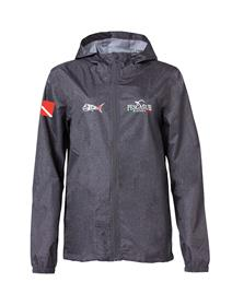 psa_pesca K-way Basic Rain Grigio